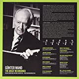 Gunter Wand Great Recordings