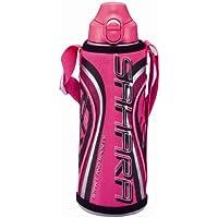 タイガー水筒 ステンレスボトル 「サハラクール」 保冷専用 ダイレクト ピンク 1.0L MMN-D100-P