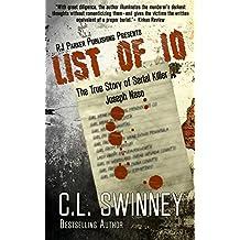LIST OF 10: The True Story of Serial Killer Joseph Naso (Detectives True Crime Cases Book 7)