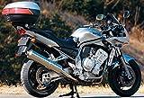 GIVI(ジビ)【イタリアブランド】 バイクモノラック用フィッティング(348FZ) FZS1000 FAZER('01-'05) 90131 高性能&スタイリッシュデザイン