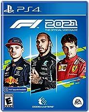 F1 2021(輸入版:北米)- PS4
