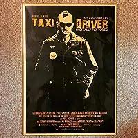 ミニ ポスター「タクシードライバー ロバートデニーロ サングラス 黒」