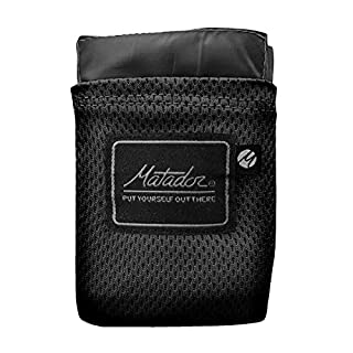 Matador Pocket Blanket Version2 BLACK マタドール ポケットブランケット バージョン2 ブラック