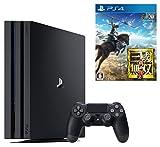 PlayStation 4 Pro ジェット・ブラック 1TB (CUH-7100BB01) + 真・三國無双8  セット