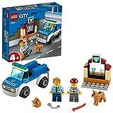 LEGO City Police 60241 Police Dog Unit Building Kit (67 Pieces)