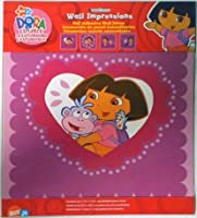 Borders Unlimited Dora Best Friends WAll Impressions (12 x 12) [並行輸入品]