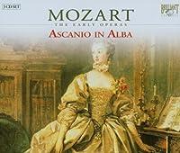 モーツァルト:歌劇「アルバのアスカニオ」K.111(3枚組)