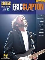 Eric Clapton (Hal Leonard Guitar Play-Along)