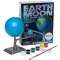 Earth Moon Model Making Kit [並行輸入品]