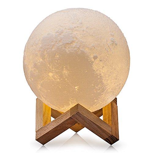 CPLA ナイトライト 月のライト 夜間ライト ベビーイライト デスクライト...