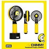 BT21 キャラクターHANDY FAN (BT21 ミニ扇風機) BTS-防弾少年団 コラボ公式商品 バンタン bts 公式グッズ タイプ CHIMMY