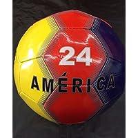 アメリカメキシコde # 24国旗サッカーボールFootball size-5パネル32