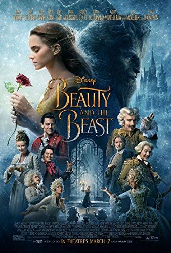 US版ポスター 美女と野獣 2017 Beauty and Beast ディズニー #3 69×101cm 両面印刷 D/S [並行輸入品]