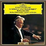 チャイコフスキー:交響曲第6番「悲愴」、幻想序曲「ロメオとジュリエット」 ユーチューブ 音楽 試聴
