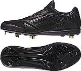 adidas(アディダス) 野球用 スパイク adizero FM 5 low コアブラック×コアブラック×ゴールドメット S85331