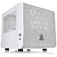 Thermaltake Core V1 Snow Edition Mini-ITX対応PCケース CS5990 CA-1B8-00S6WN-01