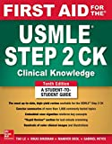 First Aid for the USMLE Step 2 CK, Tenth Edition 画像