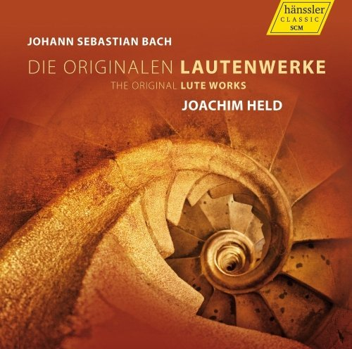 J.S.バッハ : リュート作品集 (Johann Sebastian Bach : Die Originalen Lautenwerke (The Original Lute Works) / Joachim Held)) [輸入盤]