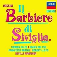 Rossini: Il Barbiere Di Siviglia by BALTSA / AWAIZA / ACADEMY OF ST MARTIN / MARRINER (2010-08-13)
