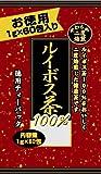 徳用二度焙煎ルイボス茶 60包 / ユウキ製薬