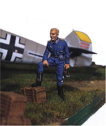 アンドレアミニチュアズ SW-05 German pilot at rest I