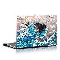 Decalgirl ノートパソコン用スキンシール Unstoppabull 38.1cm x 26.7cm