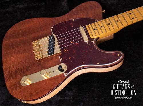 Fender/Rarities Red Mahogany Top Telecaster Maple Neck Natural フェンダー