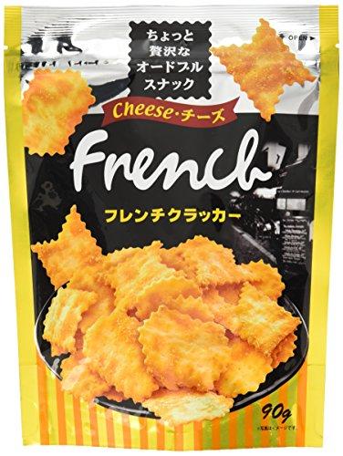 フレンチクラッカーチーズ 90g×12袋