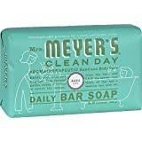 Mrs. Meyer's Bar Soap - Basil - 5.3 oz by Mrs. Meyer's Clean Day