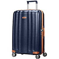 Samsonite Lite Cube 76cm Hard Suitcase Luggage Trolley Large