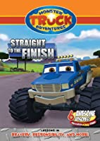 Monster Truck Adventures: Straight to the Finish [DVD] [Import]
