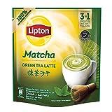 Lipton 3-in-1 Matcha Green Tea Latte, 12 Count