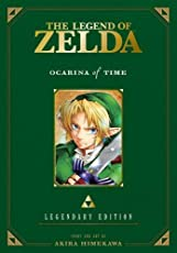 The Legend of Zelda: Ocarina of Time -Legendary Edition- (The Legend of Zelda: Legendary Edition)