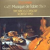 Telemann:Musique De Table
