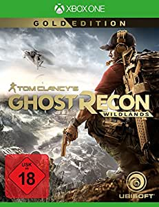 Tom Clancy's Ghost Recon Wildlands Gold Edition - [Xbox One] - Imported