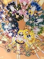 FRaU 特別付録 美少女戦士セーラームーンクリアファイル 清川あさみ コラボ フラウ 武内直子 原作画