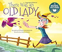 There Was an Old Lady: Includes Website for Music Download (Sing-along Silly Songs)