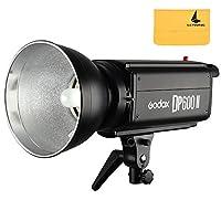 Godox dp600ii 600W Pro写真スタジオストロボフラッシュライト電源110V照明ランプヘッドforカメラStudio