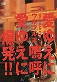 「男のピカレスクロマン」愛ゆえに嗚呼愛ゆえに爆発!! [DVD]/