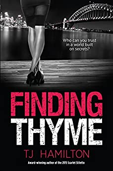 Finding Thyme by [Hamilton, TJ]