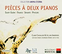Pieces for Two Pianos