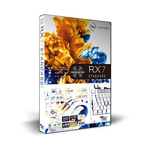 iZotope RX7 Standard オーディオ修復ソフト 【ダウンロード版】 アイゾトープ