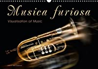 Musica Furiosa 2016: A transformation of sounds into the movement of musical instruments (Calvendo Art)
