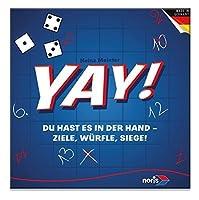 はい。 Noris-Spiele GmbH & Co.KG Empfohlen 2013 ボードゲーム