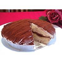 バースデーティラミスアイスケーキ 5号【誕生日プレートが選べる★3種類】 (おたんじょうび おめでとう)