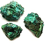 [テソロ]TESORO 天然石 原石クリソコラ 300g ro-g-cs