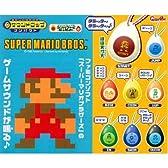 ガシャポン サウンドロップコンパクト スーパーマリオブラザーズ 全8種セット