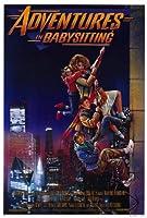 Adventures in Babysitting映画ポスター27x 40インチ–69cm x 102cm ( 1987)–( Elisabeth Shue ) ( Keithクーガン) ( Maia Brewton ) ( Anthony Rapp ) ( Calvinレベル) ( Vincent D 'onofrio )