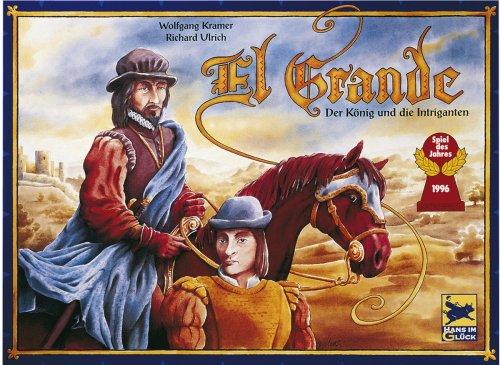 エルグランデ (El Grande) ボードゲーム