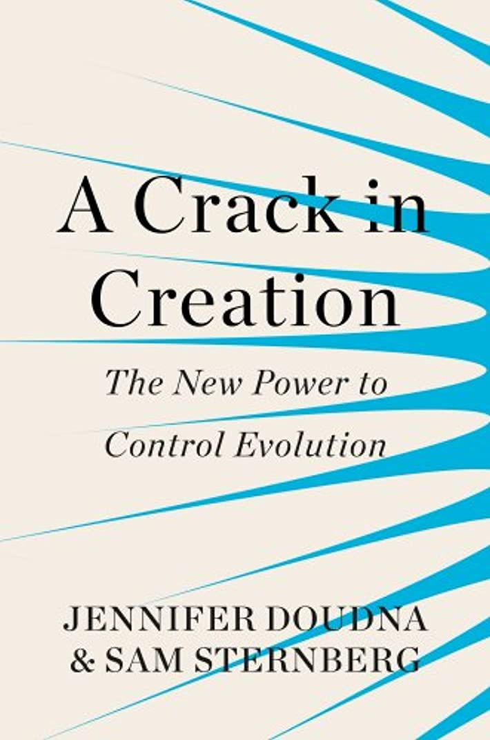 十二アスリートセッションA Crack in Creation: The New Power to Control Evolution